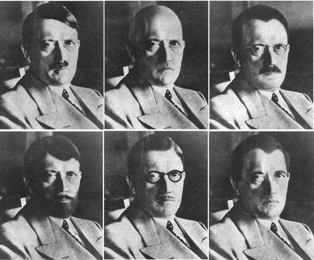 Hvað ef Hitler væri kokkur frá Vestur-Kanada?