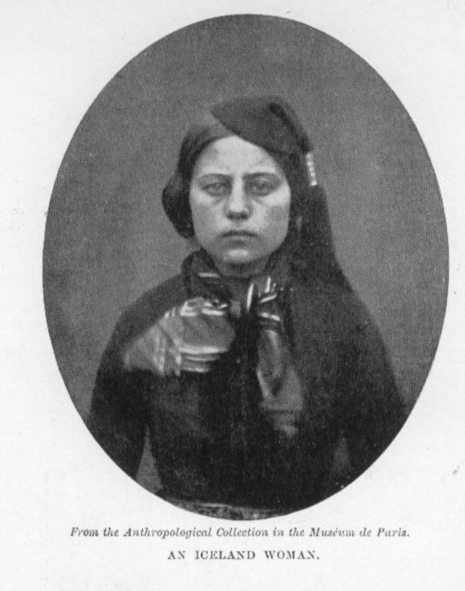 Drykkfelldir með klunnalega líkama: Íslenska kynstofninum lýst árið 1902