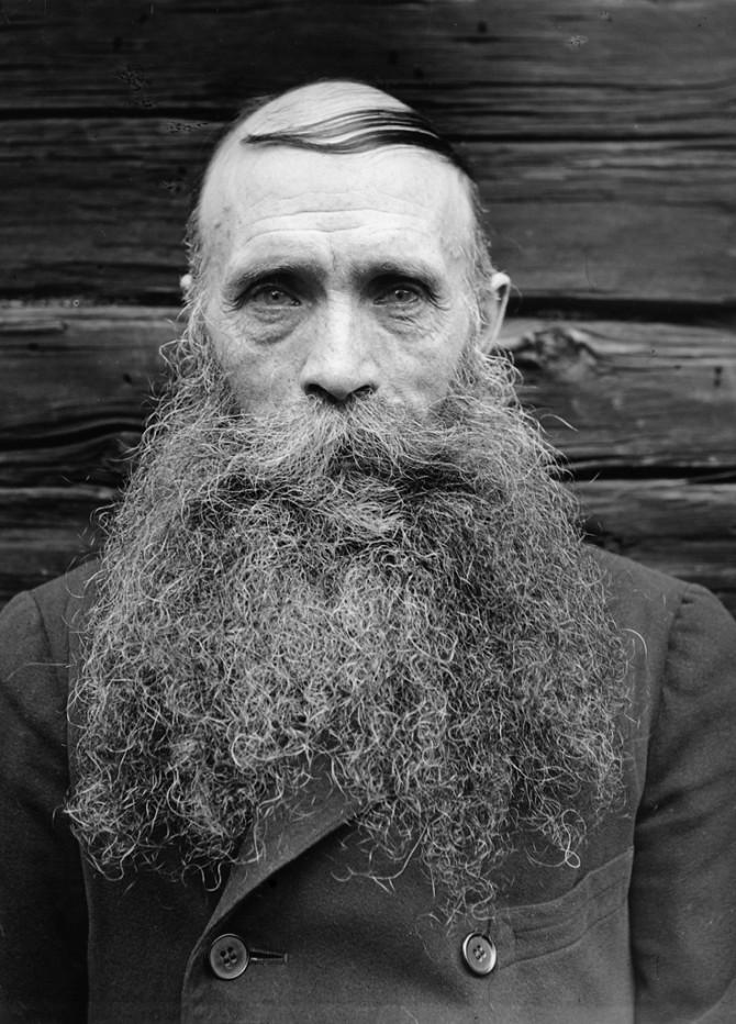 Sænskur maður árið 1933