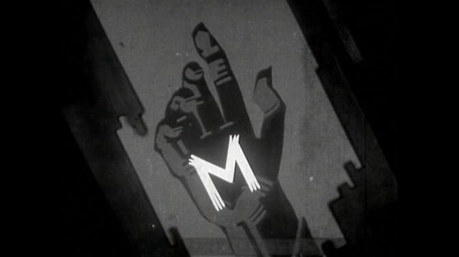 M, mynd Fritz Lang