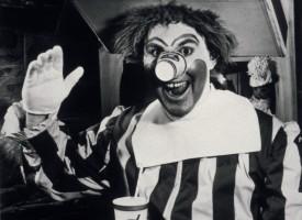 Fyrsti Ronald McDonald