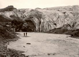 Sólheimajökull.