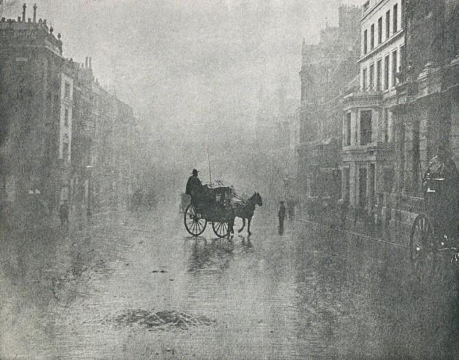 Ágætur dagur í Lundúnum, 1896
