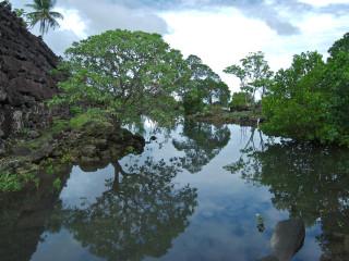 Nan Madol, Feneyjar Kyrrahafsins