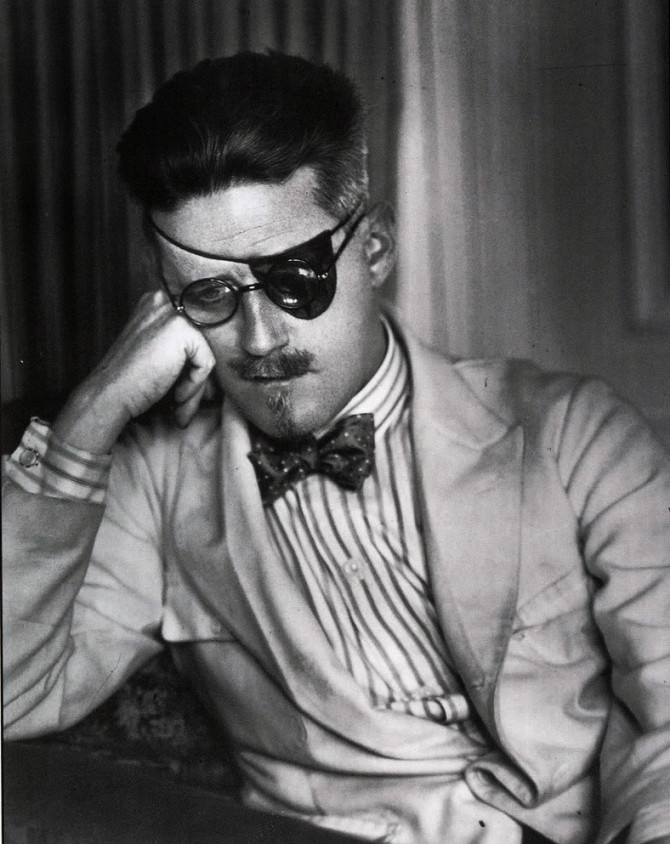 James Joyce árið 1926