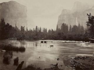 Yosemite árið 1872