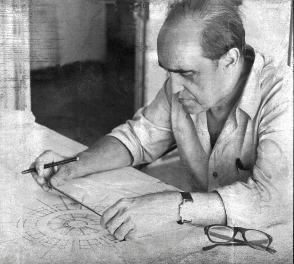 Oscar Niemeyer Lo Que Me Atrae Es La Curva Libre Lemúrinn