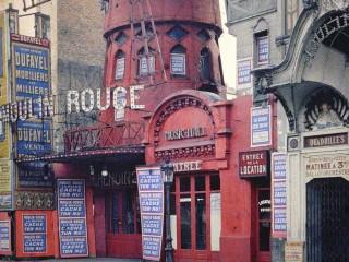 Úr safni Alberts Kahn: París í lit árið 1914