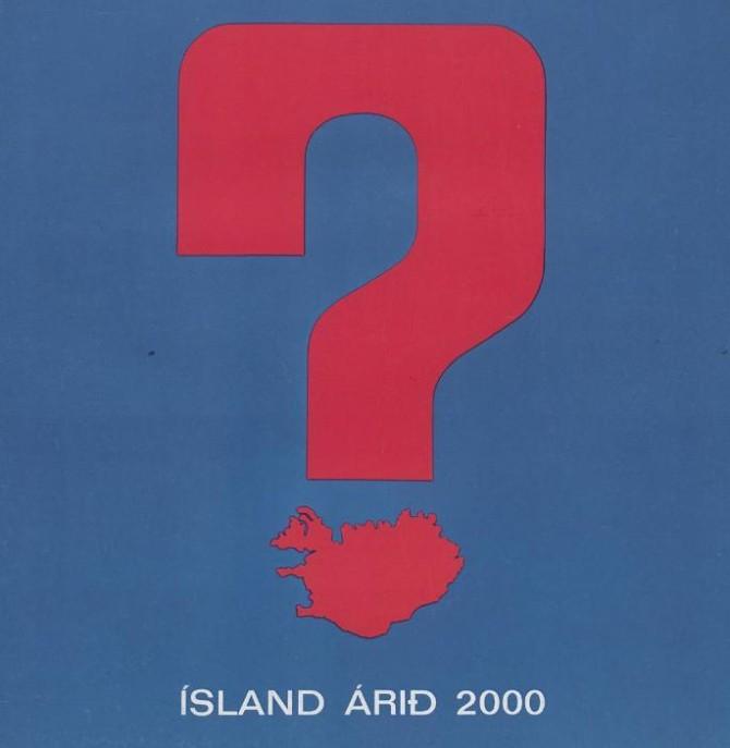 Pallborðsumræður árið 1971: Hvernig verður Ísland árið 2000?