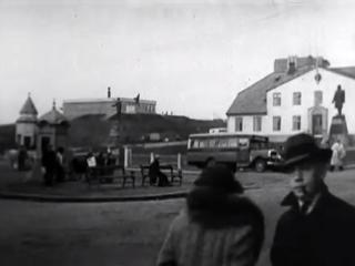 Eyland andstæðna: Myndskeið ferðamanna sýnir Ísland árið 1935