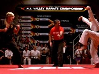 Vondi gaurinn úr Karate Kid var tilnefndur til óskarsverðlauna fyrir stuttmynd