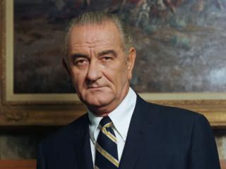 Lyndon B. Johnson var algjör prakkari: Keyrði um á nasistasundbíl