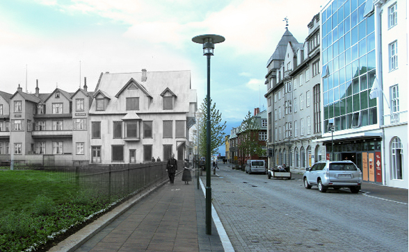 Einn versti dagur Reykjavíkur: Bruninn mikli árið 1915