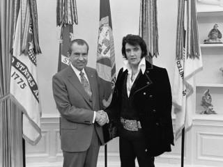 Elvis og Nixon