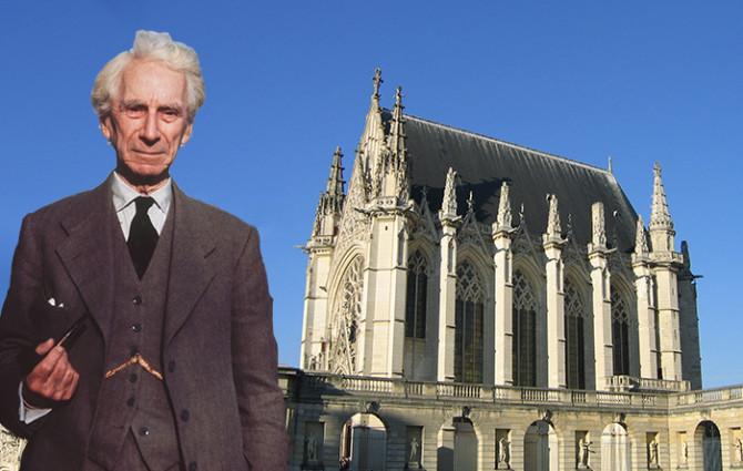 Bertrand Russell flúði undan ágengum Íslendingum í París