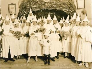 Brúðkaup hjá Ku Klux Klan