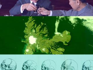 3. þáttur: Dularfullar eyjar, Nixon í Kína og höfuðlagsfræði í íslenskri kennslubók