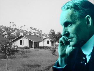 Fordlândia: Gúmmíborg Henry Ford í frumskógum Amasón