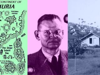 2. þáttur: Vonbrigði nasista á Íslandi, Fordlândia og hið dularfulla land Lemúría