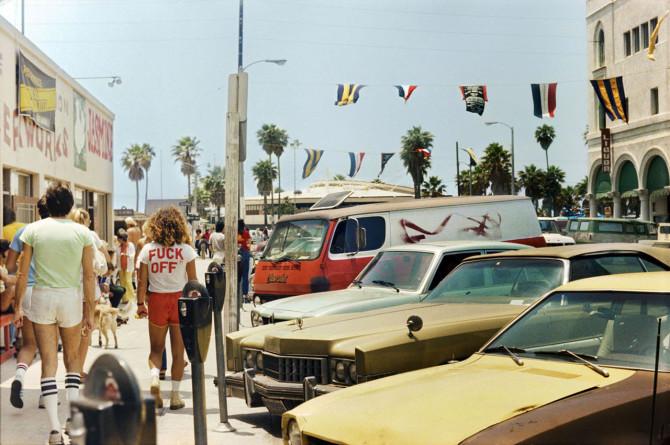 Venice Beach, Los Angeles, 1979