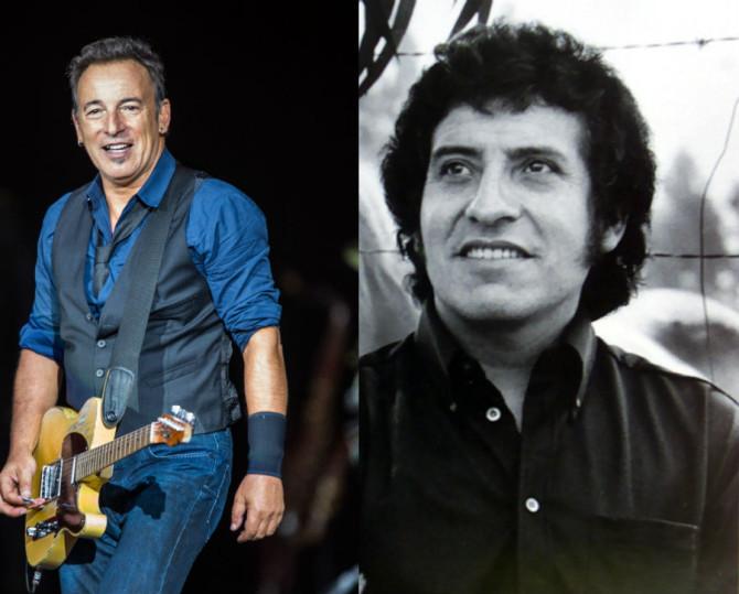 El Boss og Victor Jara: Bruce Springsteen syngur lag chileskrar hetju