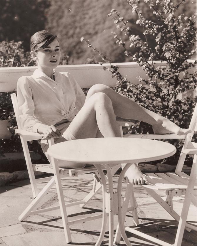 Audrey Hepburn á 6. áratugnum