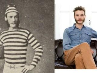 Er Snorri Engilbertsson leikari tímaferðalangur?