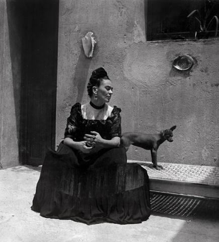 Ljósmyndirnar hennar: Brot úr lífi Fridu Kahlo