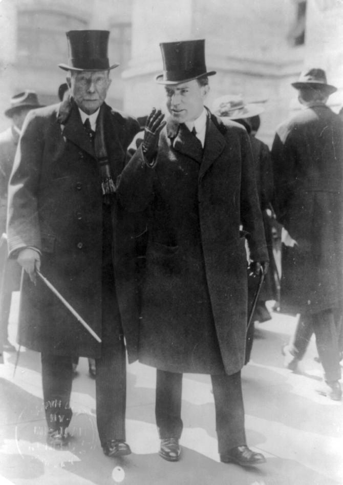 Rockefeller-feðgarnir