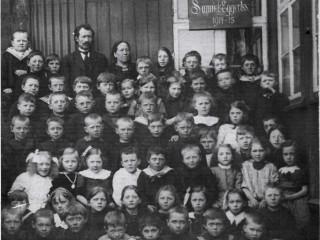 Barnaskóli Samúels, 1914