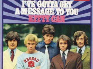Bee Gees yrkja ódauðlegan texta um yfirvofandi dauða