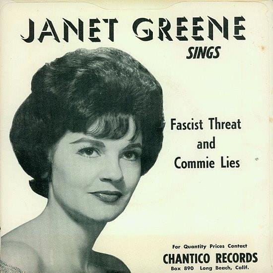 Janet Greene og lagið um kommaaumingjana