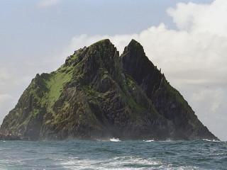 Ótrúlegar vistarverur írskra munka á eyjunni Skellig Michael