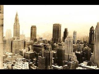 Gömul heimildarmynd um sögu New York-borgar