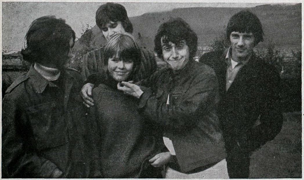 """""""Nú eru þeir loksins komnir"""": The Kinks á Íslandi 1965"""