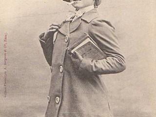 Konur framtíðarinnar í óhugsandi karlastörfum árið 1902