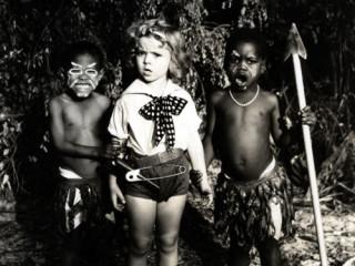 Rasismi og kynferðislegir undirtónar: Shirley Temple lék í vafasömum stuttmyndum á leikskólaaldri