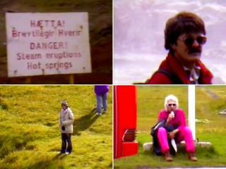 """""""Í Vík getur maður verið maður sjálfur"""": Íslandsminningar frá 1998 í norsku tónlistarmyndbandi"""