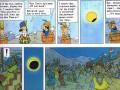 Tintin - Fangi sólarinnar