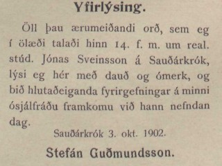 Djammviskubit um aldamótin 1900