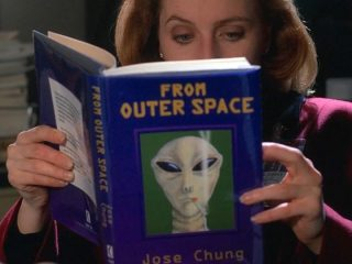 Jose Chung's 'From Outer Space'