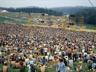 Woodstock 50 ára -  Myndaþáttur frá frægustu útihátíð allra tíma