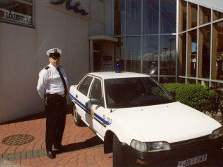 Lögreglan, 1995