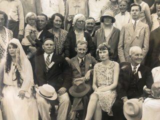 Fann mynd af Halldóri Laxness á Íslendingadeginum í Los Angeles 1929