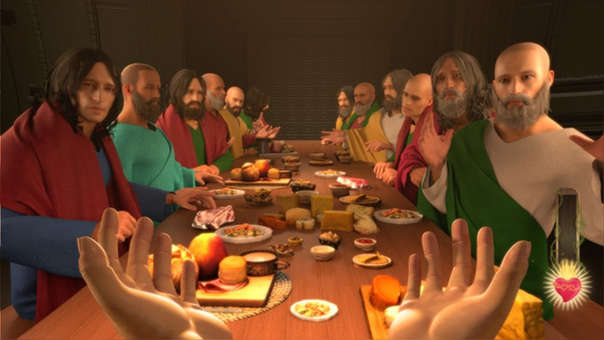 'I am Jesus Christ': Bregðum okkur í hlutverk Krists í nýjum tölvuleik