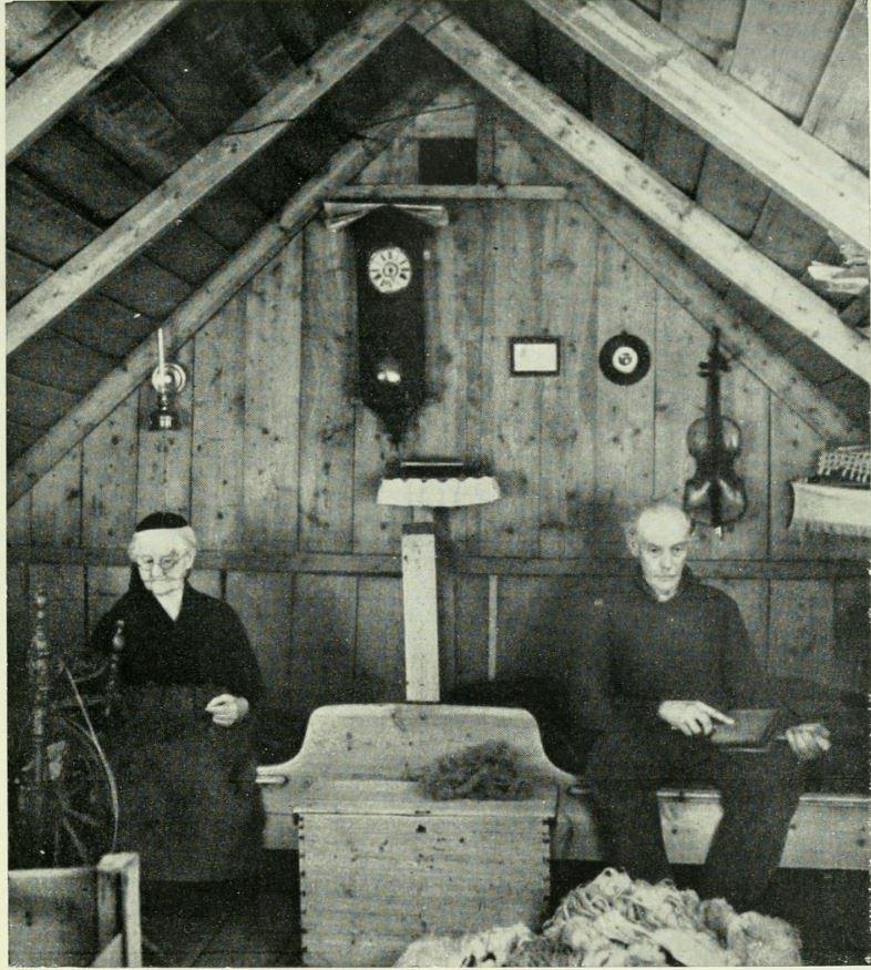 100 Íslandsmyndir úr bók frá 1941