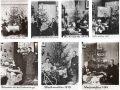 Árlegar jólamyndir þýskra hjóna 1900-1942 endurspegla söguna