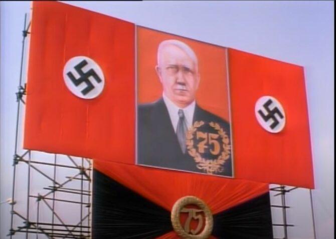 Föðurland: Hvað ef Hitler hefði sigrað?