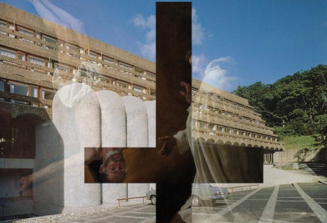 Sáluhjálp Le Corbusier: Einstakar rústir í skoskri sveit