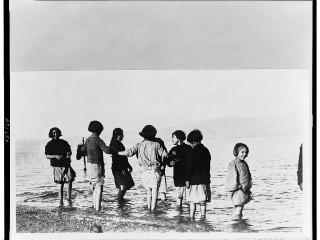Flóttabörn og hafið, 1915